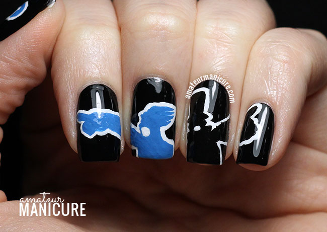 Amateur manicure a nail art blog professor layton vs phoenix the ace attorney games if youre not familiar with them are a series of courtroom dramainvestigation games originally released for the nintendo ds prinsesfo Image collections