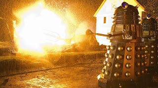 The Daleks are back