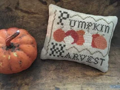 Pumpkin Harvest Pinkeep