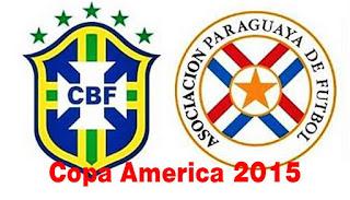 Brasil vs Paraguay
