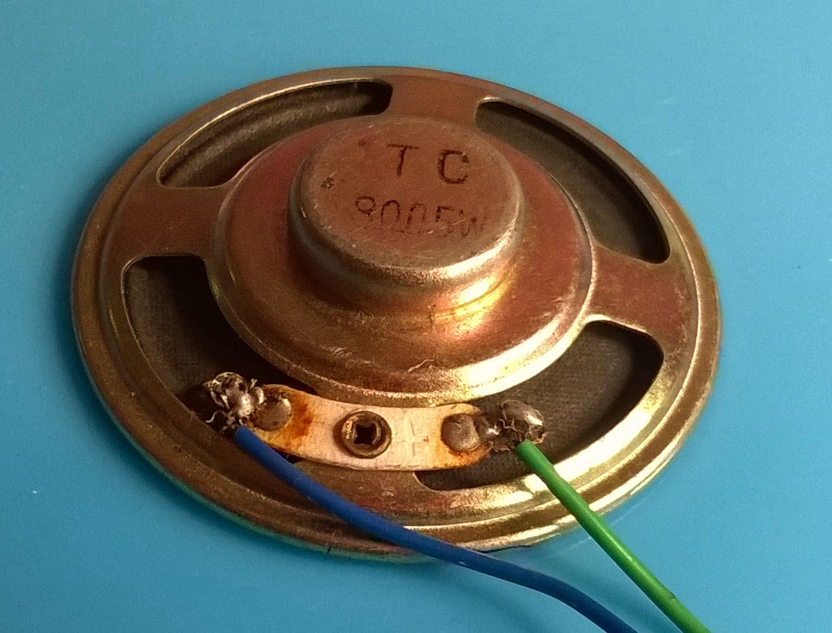 Simple 5 Transistor Am Receiver Circuit Using Equivalent To Audio Amplifier Tda7231 Magnetic Field Shielded Loud Speaker