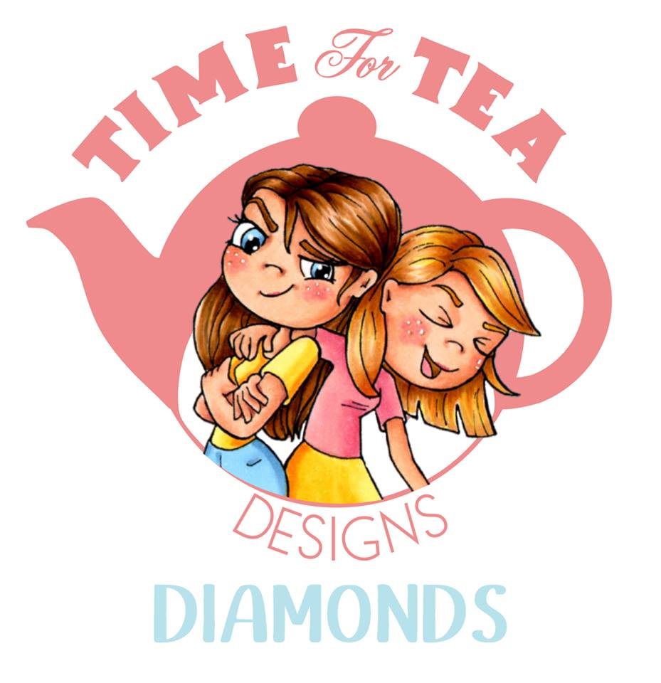 T4TD Diamonds Badge