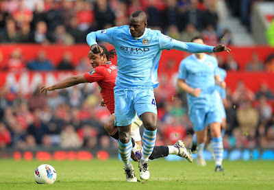 Manchester United 1 - 6 Manchester City (1)