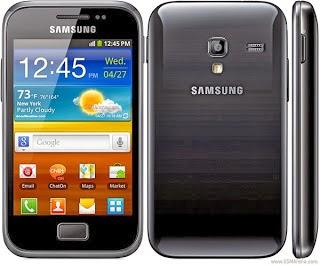 Kelebihan dan Kekurangan Samsung Galaxy Ace Plus S7500