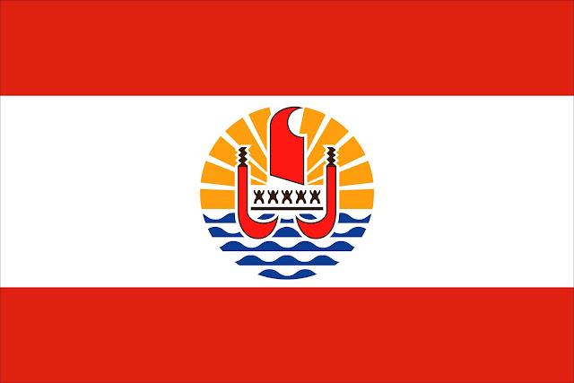 Imag Bandera Polinesia Francesa