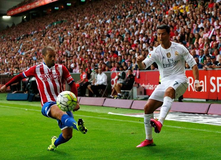 Review Gijon 0-0 Real Madrid Pekan Pertama Liga Spanyol