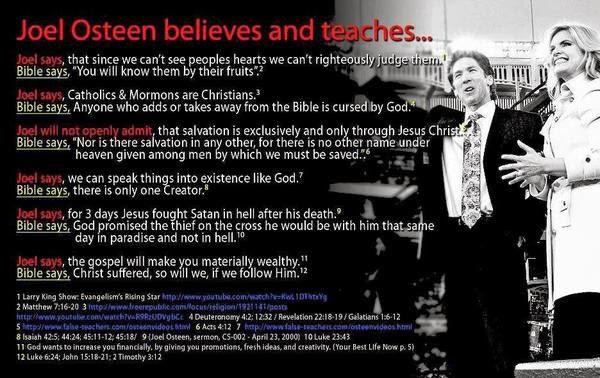 Is joyce meyer a false prophet