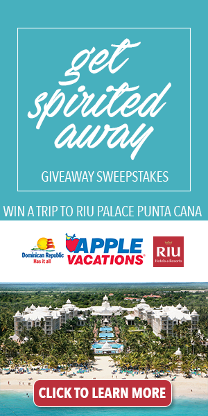 Win a Trip to Punta Cana