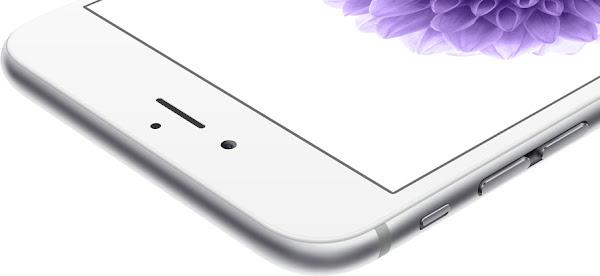 iPhone 6 FaceTime camera