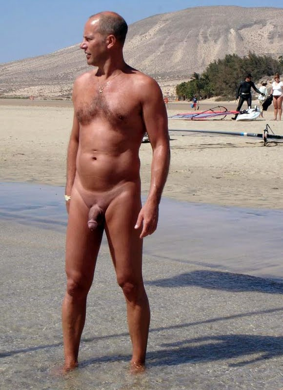 from Justin gay beach exhibitionist