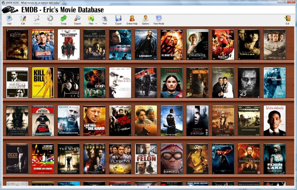 Software Perpustakaan/Katalog Video/Film Gratis