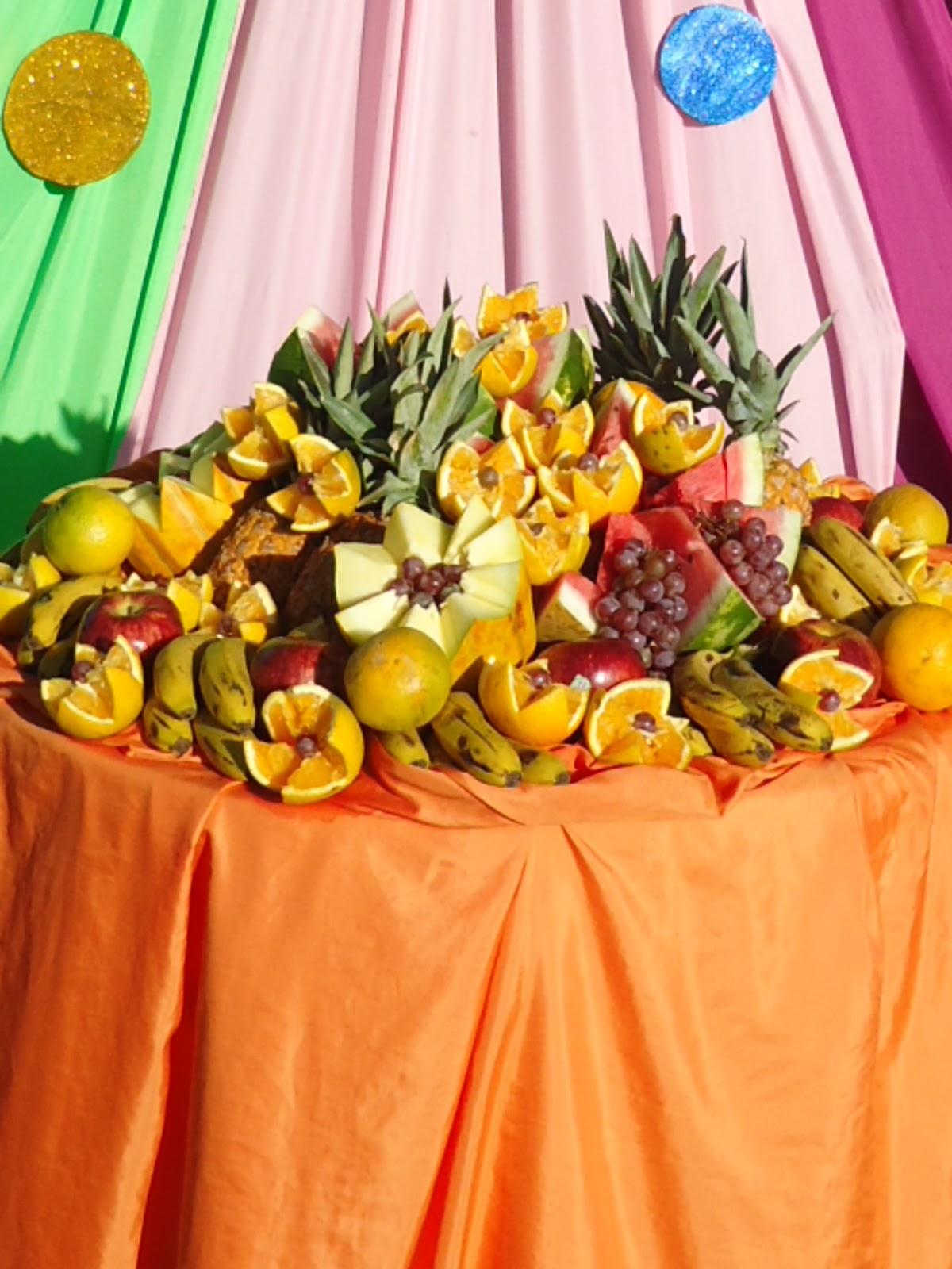 Luly creaciones todo para tus fiestas graduaci n for Secar frutas para decoracion