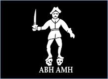 Bandera de Bartholomew Roberts (Black Bart)