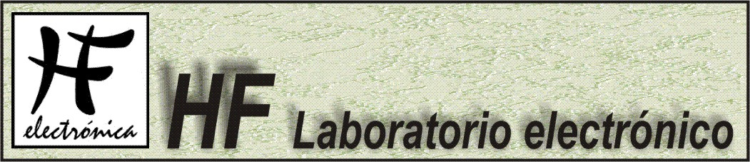 HF Laboratorio electrónico