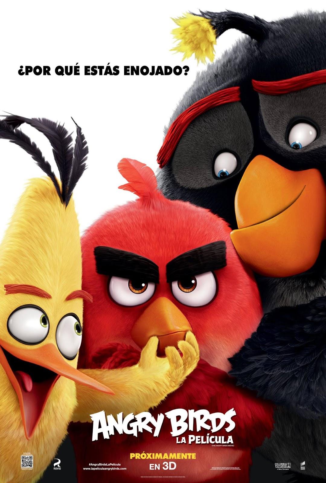Angry birds la pel cula sinopcine - Angry birds trio ...