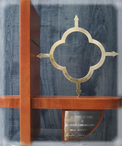 Premio Vidal Menéndez al mejor matasellos asturiano de 1999