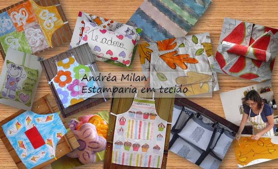Andrea Milan - Estamparia Artesanal