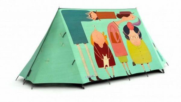 Sempoi - Khemah Untuk Dijual.
