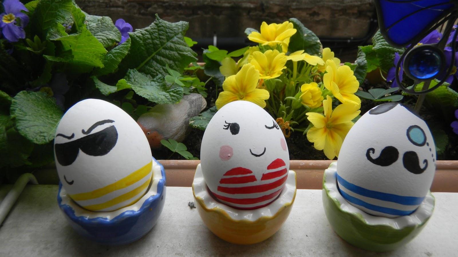 Huevos de pascua decorados vol 3 21 fotos imagenes y - Huevos decorados de pascua ...