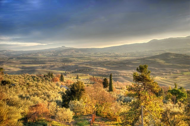 Val d'Orcia Siena