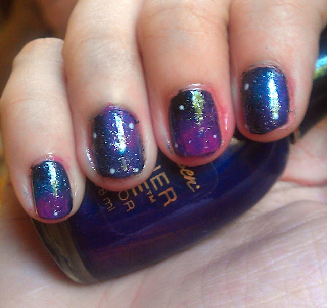 galaxy_nail_nailart_purple_violet