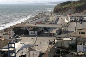 Comienzan los trabajos para instalar Oficina de Asilo en frontera de Ceuta