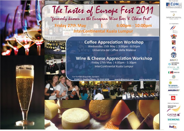TASTES OF EUROPE 2011 FEST