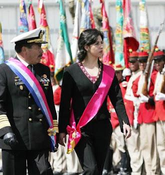 flamante ministra de Defensa es presentada ante las unidades del Gran Cuartel de Miraflores