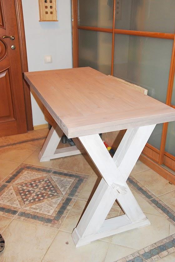 Ножки к кухонному столу своими руками 40