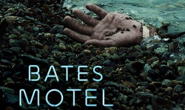 Bates Motel Season two banner