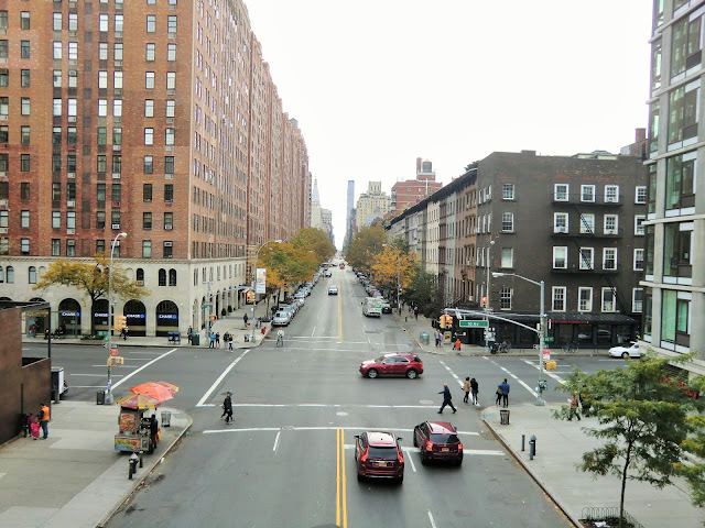 highline meatpacking district new york city