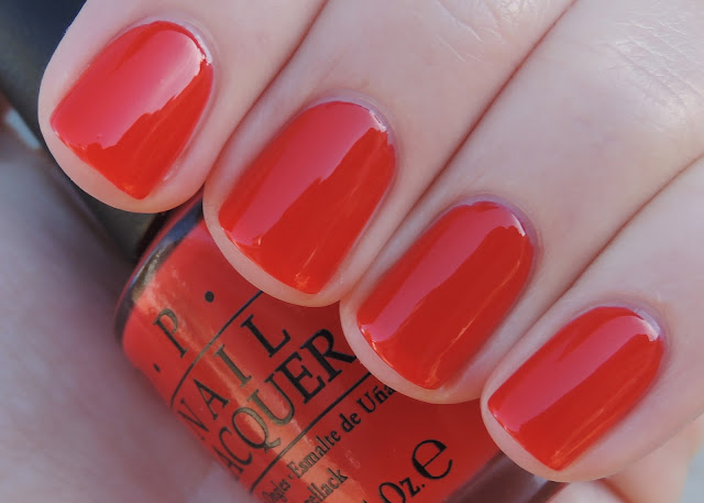 OPI I Stop For Red