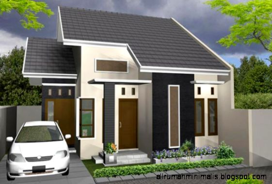 Model Rumah Minimalis Sederhana 1 Dan 2 Lantai Terbaru 2015