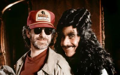 Hook, Spielberg, Robin Williams, Julia Roberts, Dustin Hoffman, Peter Pan