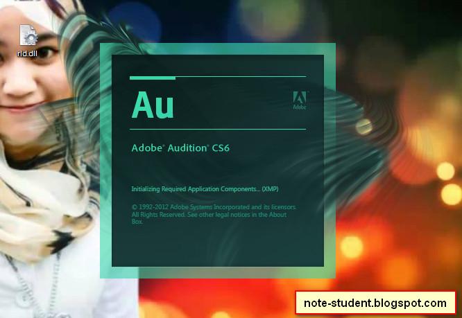 Adobe Audition CS6 Multilanguage Full Patch.