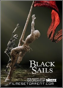 Black Sails 2 Temporada Torrent HDTV
