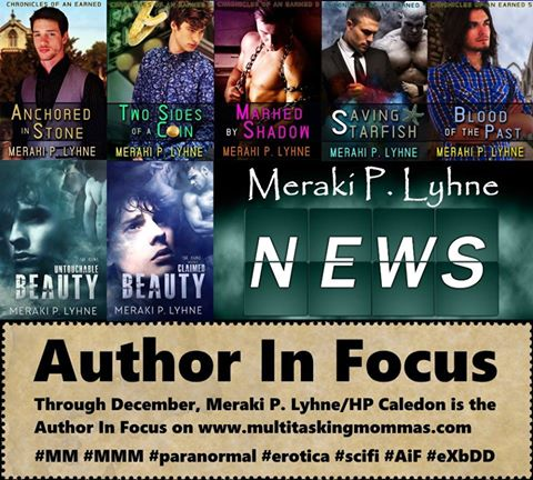 Author In Focus: December