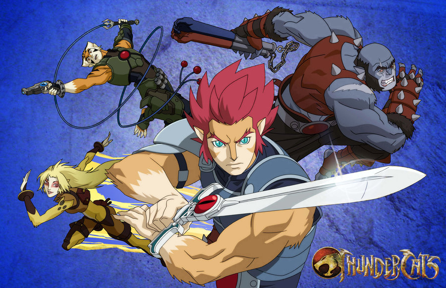 ThunderCats Cartoon Pictures