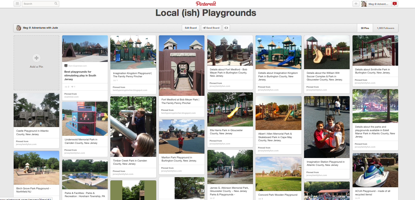 http://www.pinterest.com/mama2lmcjd/local-ish-playgrounds/
