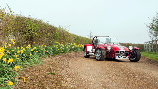 Caterham Seven 40th Anniversary Edition