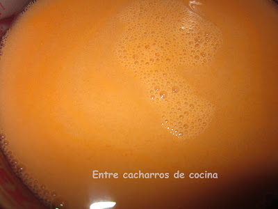 Entre cacharros de cocina fumet de gambas thermomix for Cacharros de cocina
