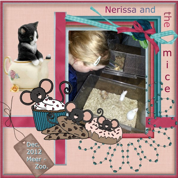 Feb.2016 - lo 3 - Nerissa and the mice.