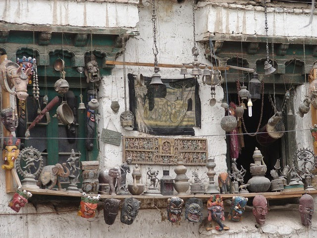 ladakh craft and art