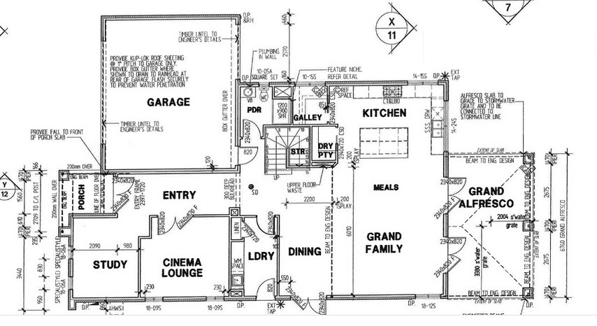 the floor plan building the charlton by porter davis