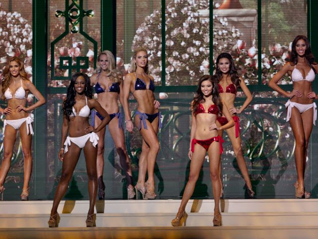 2015 Miss USA contestants
