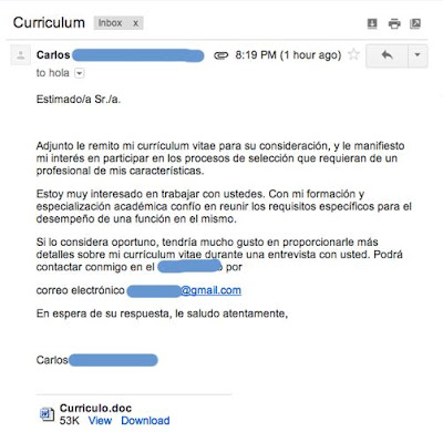 Nicolás Alcalá humilla a un candidato a trabajar en su empresa Riot Cinema