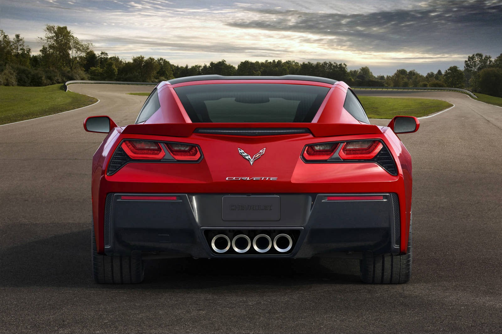 Chevrolet Corvette Stingray 2014 - Actualité Automobile
