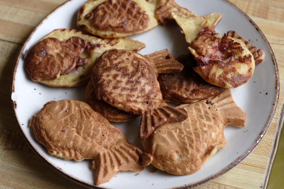 We do it the hard way fishy fishy fish bread for Fish shaped bread