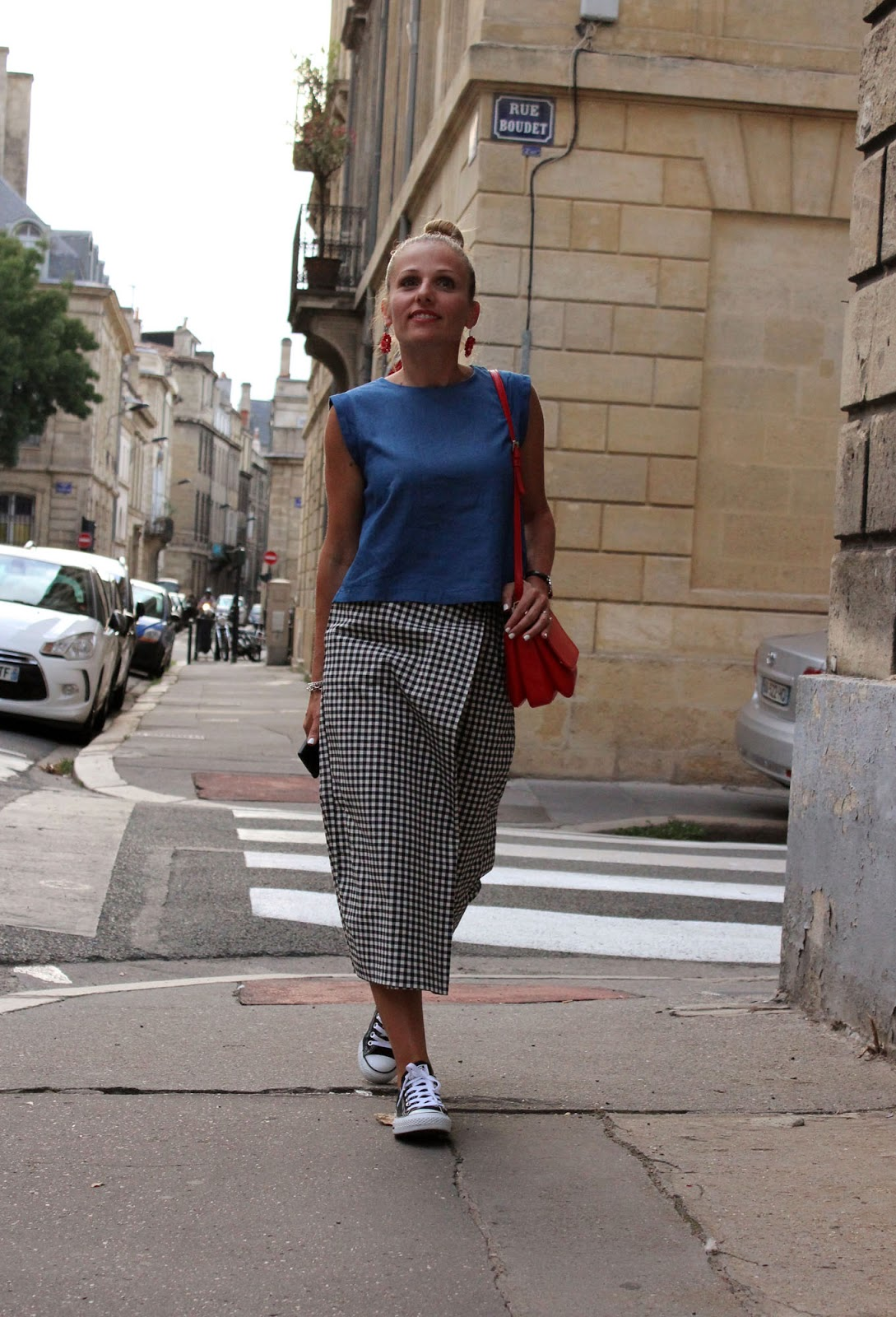 Eniwhere Fashion - Culottes a Bordeaux