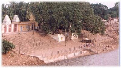 Kotilingala Ghat in Rajahmundry